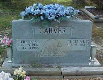 CARVER, FRANK S. - Scioto County, Ohio | FRANK S. CARVER - Ohio Gravestone Photos