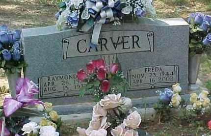 CARVER, FREDA - Scioto County, Ohio | FREDA CARVER - Ohio Gravestone Photos