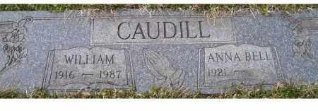 CAUDILL, ANNA BELL - Scioto County, Ohio   ANNA BELL CAUDILL - Ohio Gravestone Photos