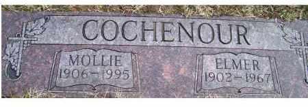 COCHENOUR, ELMER - Scioto County, Ohio | ELMER COCHENOUR - Ohio Gravestone Photos