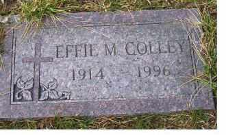 COLLEY, EFFIE M. - Scioto County, Ohio   EFFIE M. COLLEY - Ohio Gravestone Photos