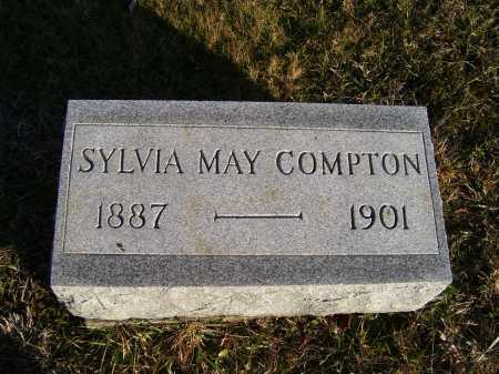 COMPTON, SYLVIA MAY - Scioto County, Ohio | SYLVIA MAY COMPTON - Ohio Gravestone Photos