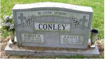 CONLEY, ROBERT H. - Scioto County, Ohio | ROBERT H. CONLEY - Ohio Gravestone Photos
