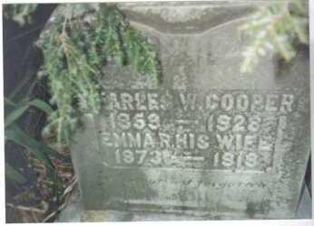 COOPER, EMMA R. - Scioto County, Ohio | EMMA R. COOPER - Ohio Gravestone Photos