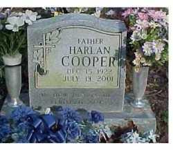 COOPER, HARLAN - Scioto County, Ohio   HARLAN COOPER - Ohio Gravestone Photos