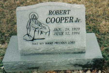 COOPER, ROBERT - Scioto County, Ohio   ROBERT COOPER - Ohio Gravestone Photos