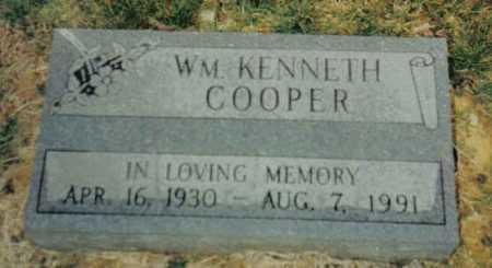 COOPER, WM. KENNETH - Scioto County, Ohio | WM. KENNETH COOPER - Ohio Gravestone Photos