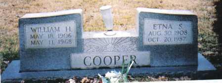 COOPER, WILLIAM H. - Scioto County, Ohio | WILLIAM H. COOPER - Ohio Gravestone Photos