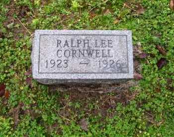 CORNWELL, RALPH LEE - Scioto County, Ohio | RALPH LEE CORNWELL - Ohio Gravestone Photos