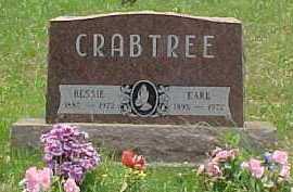 CRABTREE, BESSIE - Scioto County, Ohio | BESSIE CRABTREE - Ohio Gravestone Photos