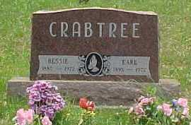 CRABTREE, EARL - Scioto County, Ohio | EARL CRABTREE - Ohio Gravestone Photos
