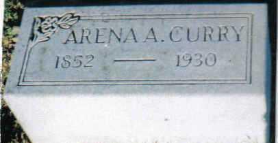 CURRY, ARRENA A. - Scioto County, Ohio | ARRENA A. CURRY - Ohio Gravestone Photos