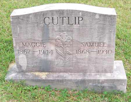 CUTLIP, SAMUEL - Scioto County, Ohio | SAMUEL CUTLIP - Ohio Gravestone Photos