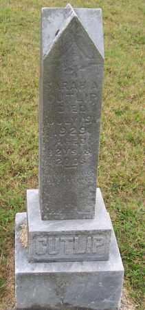 BAILEY CUTLIP, SARAH ANN - Scioto County, Ohio | SARAH ANN BAILEY CUTLIP - Ohio Gravestone Photos