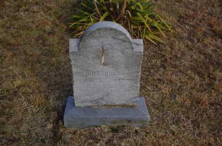 CUTSHALTS, FRED - Scioto County, Ohio | FRED CUTSHALTS - Ohio Gravestone Photos