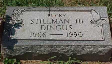 DINGUS, STILLMAN ILL - Scioto County, Ohio | STILLMAN ILL DINGUS - Ohio Gravestone Photos