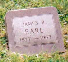 EARL, JAMES R. - Scioto County, Ohio   JAMES R. EARL - Ohio Gravestone Photos
