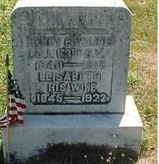 EDWARDS, ELISABETH - Scioto County, Ohio | ELISABETH EDWARDS - Ohio Gravestone Photos