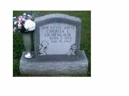 EICHENLAUB, CHERISA L. - Scioto County, Ohio   CHERISA L. EICHENLAUB - Ohio Gravestone Photos
