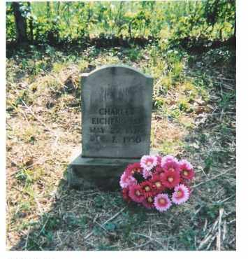 EICHENLAUB, CHARLES - Scioto County, Ohio   CHARLES EICHENLAUB - Ohio Gravestone Photos