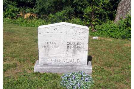 KOENIG EICHENLAUB, ESTELLA - Scioto County, Ohio | ESTELLA KOENIG EICHENLAUB - Ohio Gravestone Photos