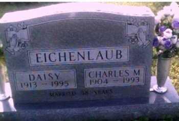 EICHENLAUB, CHARLES M. - Scioto County, Ohio | CHARLES M. EICHENLAUB - Ohio Gravestone Photos