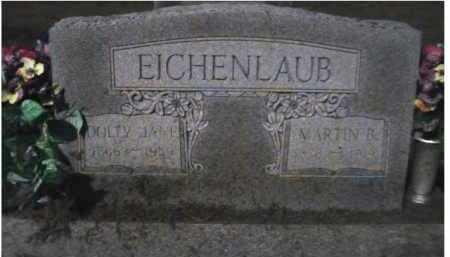 EICHENLAUB, DOLLY JANE - Scioto County, Ohio | DOLLY JANE EICHENLAUB - Ohio Gravestone Photos