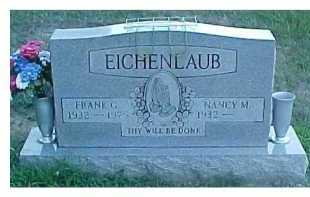 EICHENLAUB, FRANK G. - Scioto County, Ohio | FRANK G. EICHENLAUB - Ohio Gravestone Photos