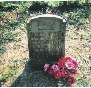 KOENIG EICHENLAUB, CARLINE - Scioto County, Ohio | CARLINE KOENIG EICHENLAUB - Ohio Gravestone Photos