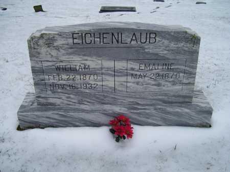 EICHENLAUB, WILLIAM - Scioto County, Ohio   WILLIAM EICHENLAUB - Ohio Gravestone Photos