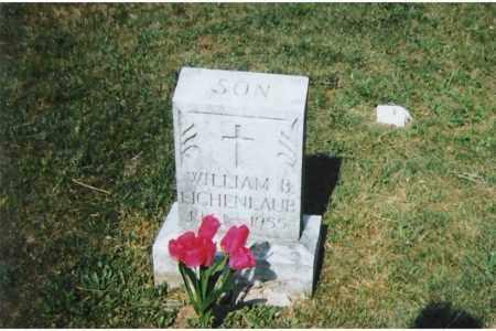 EICHENLAUB, WILLIAM B - Scioto County, Ohio   WILLIAM B EICHENLAUB - Ohio Gravestone Photos