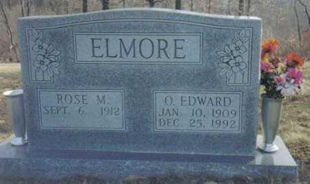 ELMORE, O. EDWARD - Scioto County, Ohio | O. EDWARD ELMORE - Ohio Gravestone Photos