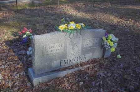 EMMONS, CHARLES L. - Scioto County, Ohio   CHARLES L. EMMONS - Ohio Gravestone Photos