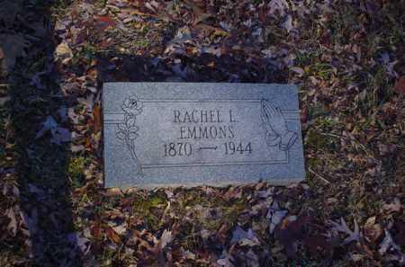 EMMONS, RACHEL L. - Scioto County, Ohio | RACHEL L. EMMONS - Ohio Gravestone Photos