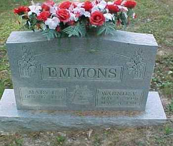 EMMONS, MARY L. - Scioto County, Ohio | MARY L. EMMONS - Ohio Gravestone Photos