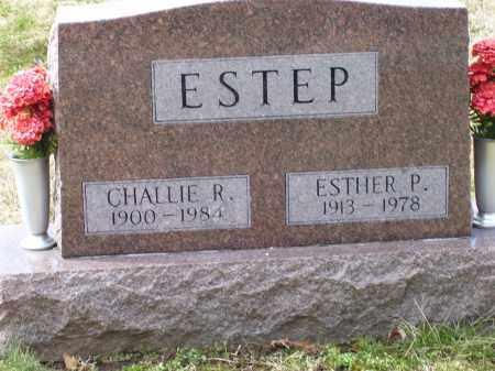 ESTEP, CHALLIE R. - Scioto County, Ohio | CHALLIE R. ESTEP - Ohio Gravestone Photos