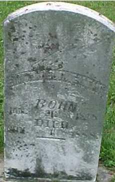 EUTON, EMANUEL H. - Scioto County, Ohio | EMANUEL H. EUTON - Ohio Gravestone Photos