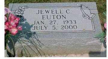 EUTON, JEWELL C. - Scioto County, Ohio | JEWELL C. EUTON - Ohio Gravestone Photos