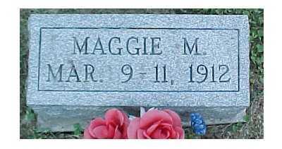 EUTON, MAGGIE M. - Scioto County, Ohio | MAGGIE M. EUTON - Ohio Gravestone Photos