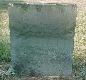 EVANS, EMMA - Scioto County, Ohio | EMMA EVANS - Ohio Gravestone Photos
