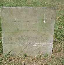EVANS, ERNEST P. - Scioto County, Ohio   ERNEST P. EVANS - Ohio Gravestone Photos