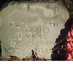 EVANS, ELIZABETH - Scioto County, Ohio | ELIZABETH EVANS - Ohio Gravestone Photos