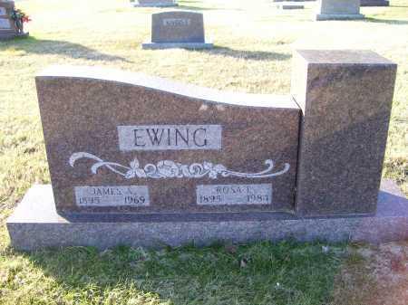 EWING, JAMES A. - Scioto County, Ohio | JAMES A. EWING - Ohio Gravestone Photos