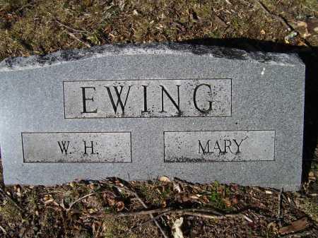 EWING, W. H. - Scioto County, Ohio | W. H. EWING - Ohio Gravestone Photos