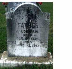 FAUL, JACOB - Scioto County, Ohio | JACOB FAUL - Ohio Gravestone Photos