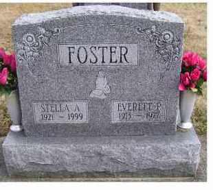 FOSTER, STELLA A. - Scioto County, Ohio | STELLA A. FOSTER - Ohio Gravestone Photos