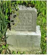 FOSTER, INFANT - Scioto County, Ohio | INFANT FOSTER - Ohio Gravestone Photos