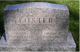 FOSTER, ORSON E. - Scioto County, Ohio | ORSON E. FOSTER - Ohio Gravestone Photos