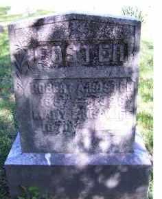 FOSTER, ROBERT A. - Scioto County, Ohio | ROBERT A. FOSTER - Ohio Gravestone Photos