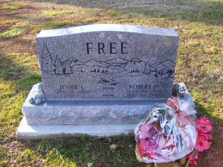 FREE, ROBERT D. - Scioto County, Ohio | ROBERT D. FREE - Ohio Gravestone Photos